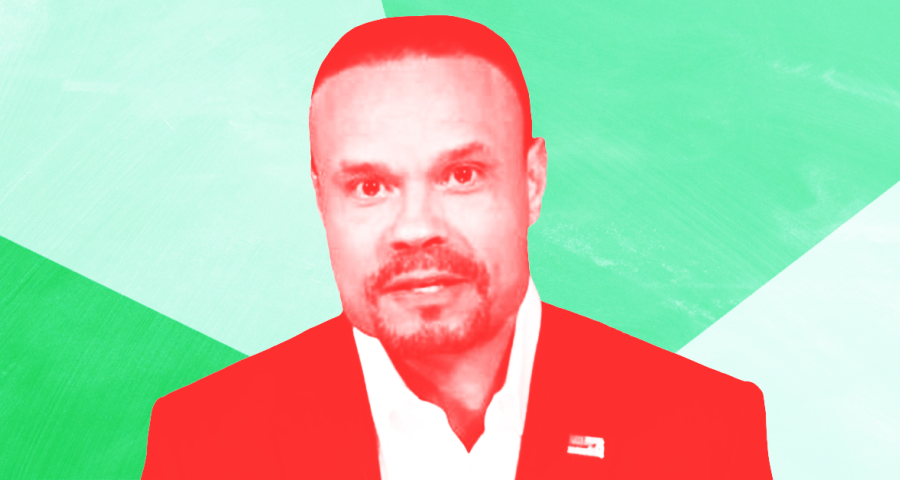 Dan Bongino's rise from the swamps of Infowars and NRATV to
