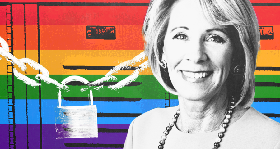 Devos Invested More Money In Brain >> Print Media Fail To Point Out Pervasive Anti Lgbtq Discrimination In